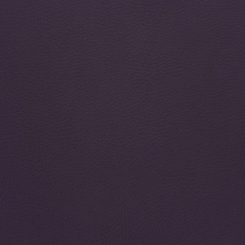 aubergine purple faux leather fabric