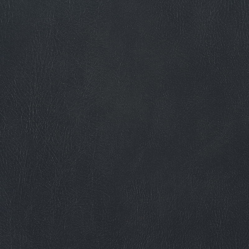 black bison faux leather fabric