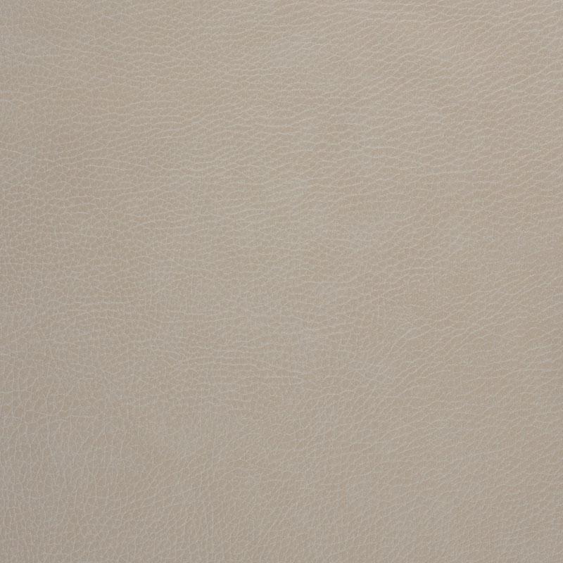 sand coloured pearl faux leather fabric sample