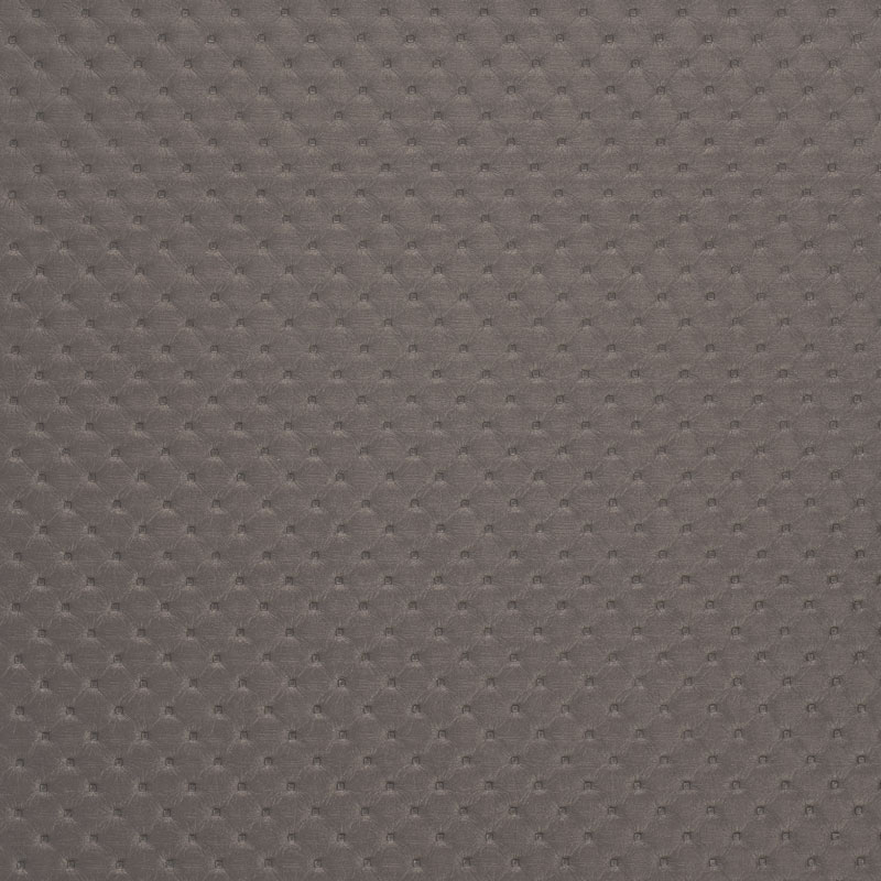 truffle brown faux leather fabric sample